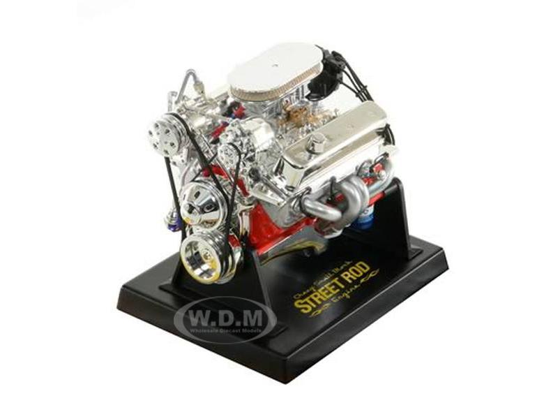 Chevrolet Street Rod Engine Model 1/6 Model by Liberty Classics