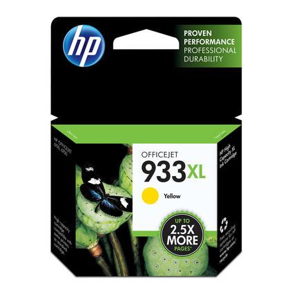 HP 933XL CN056AN Original Yellow Ink Cartridge High Yield