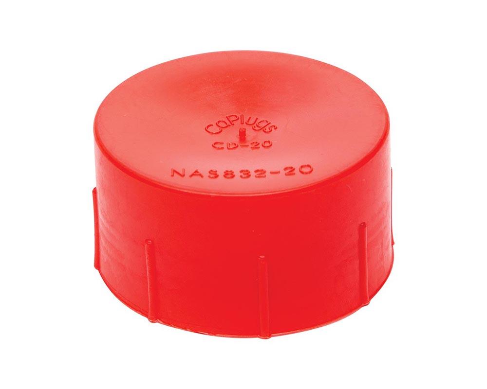 Allstar Performance ALL50808 -20 Plastic Cap 5pk  ALL50808