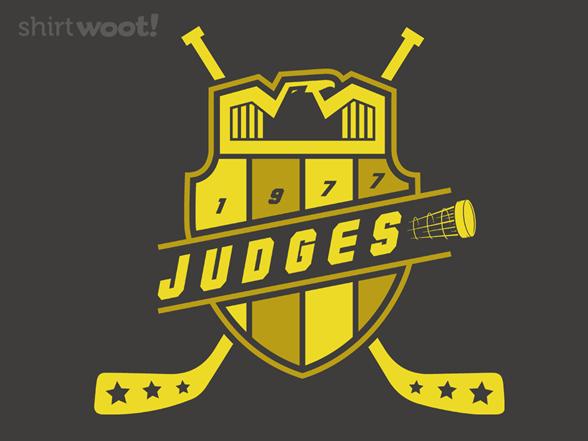 Judges T Shirt