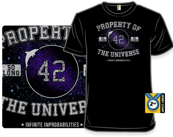 Forty-two U. T Shirt