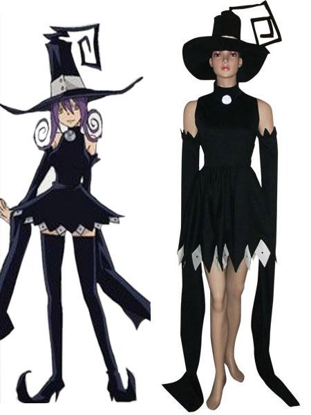 Milanoo Soul Eater Blair Cosplay Costume Halloween
