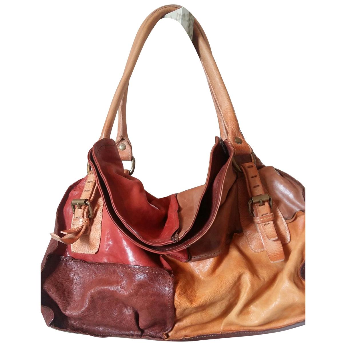 A.s.98 \N Handtasche in  Bunt Leder