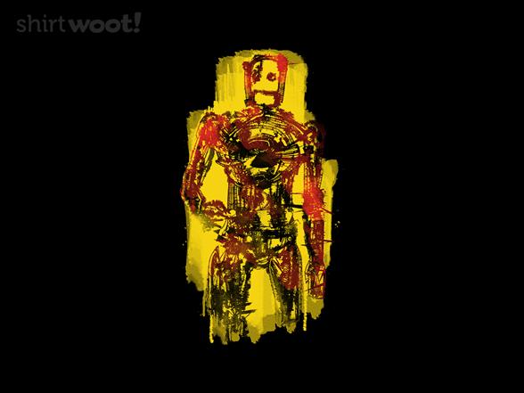 Steam Bot T Shirt