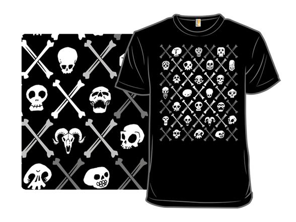 Skullgyle T Shirt