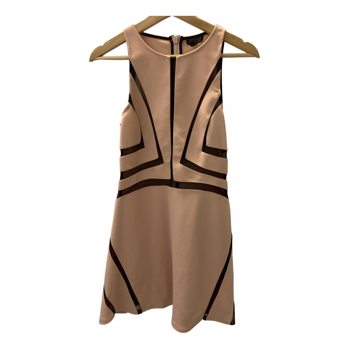 Tophop \N Kleid in  Rosa Polyester