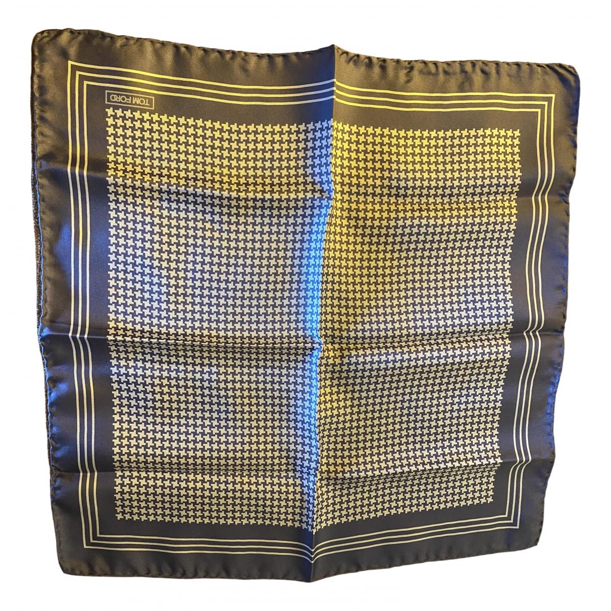Pañuelo / bufanda de Seda Tom Ford