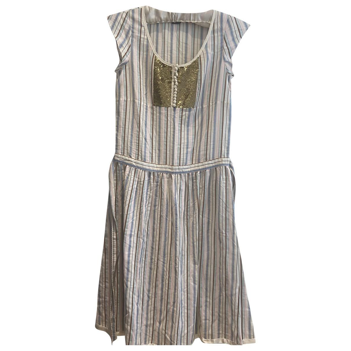 Joseph \N Kleid in  Bunt Baumwolle