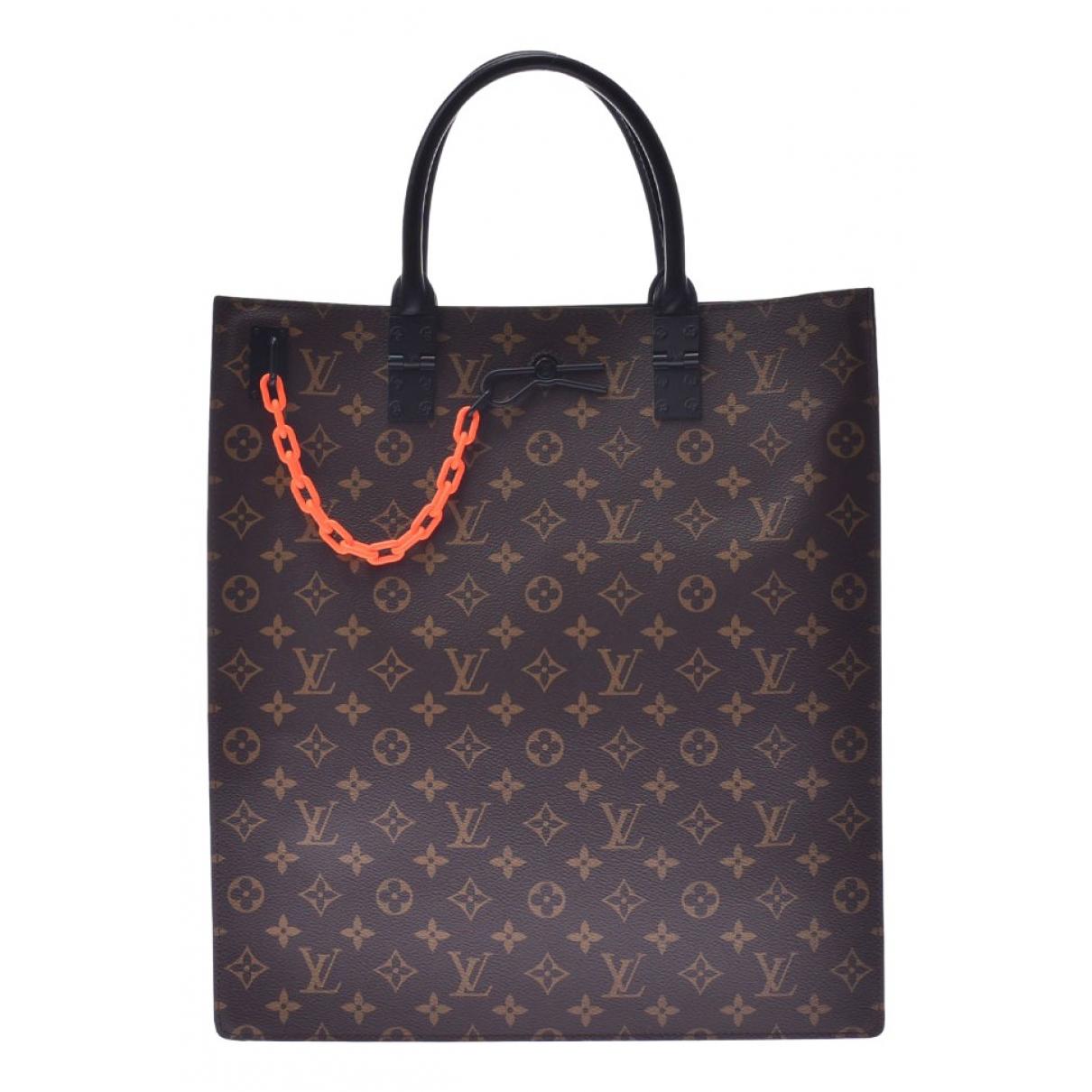 Bolso de Lona Louis Vuitton