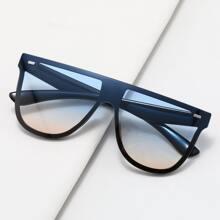 Gafas de sol de hombres con tachuela
