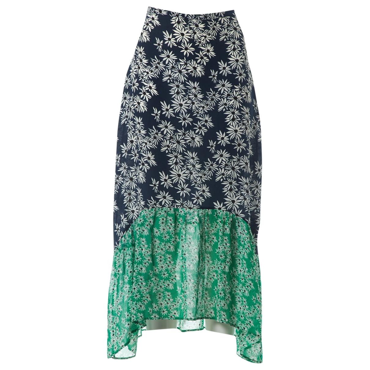 Rixo \N Multicolour Silk skirt for Women M International