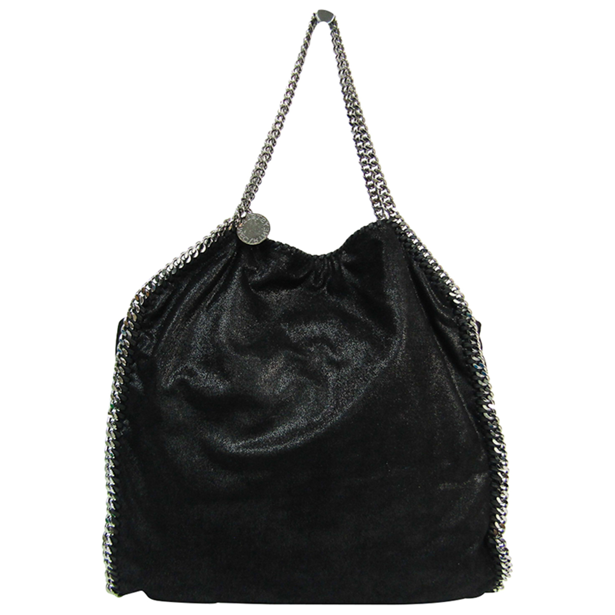 Stella Mccartney \N Handtasche in  Schwarz Polyester