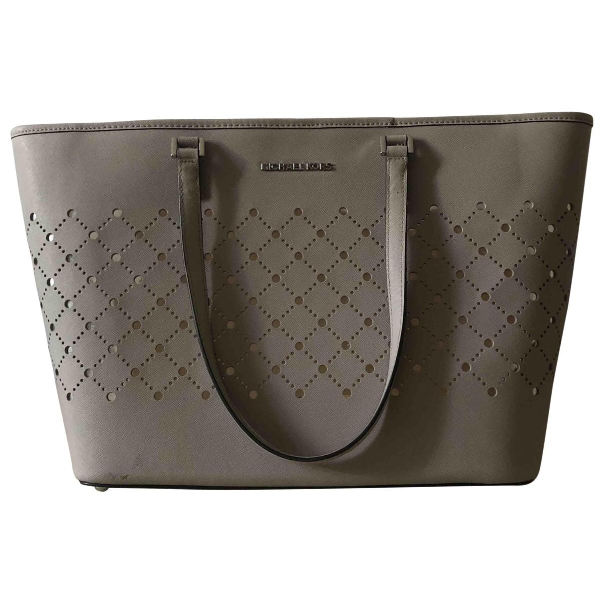 Michael Kors Jet Set Leather handbag for Women \N