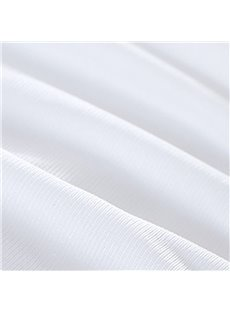Waterproof Medium-Soft Quilted Mattress Protector Fitted Sheet