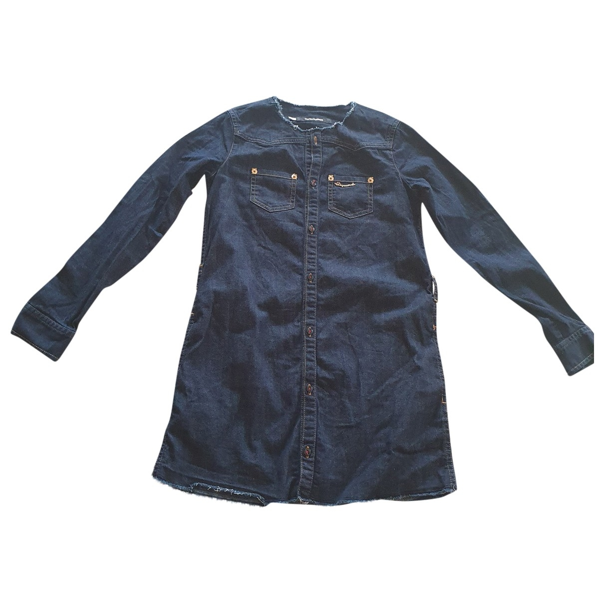 Dsquared2 \N Blue Denim - Jeans  top for Kids 10 years - up to 142cm FR