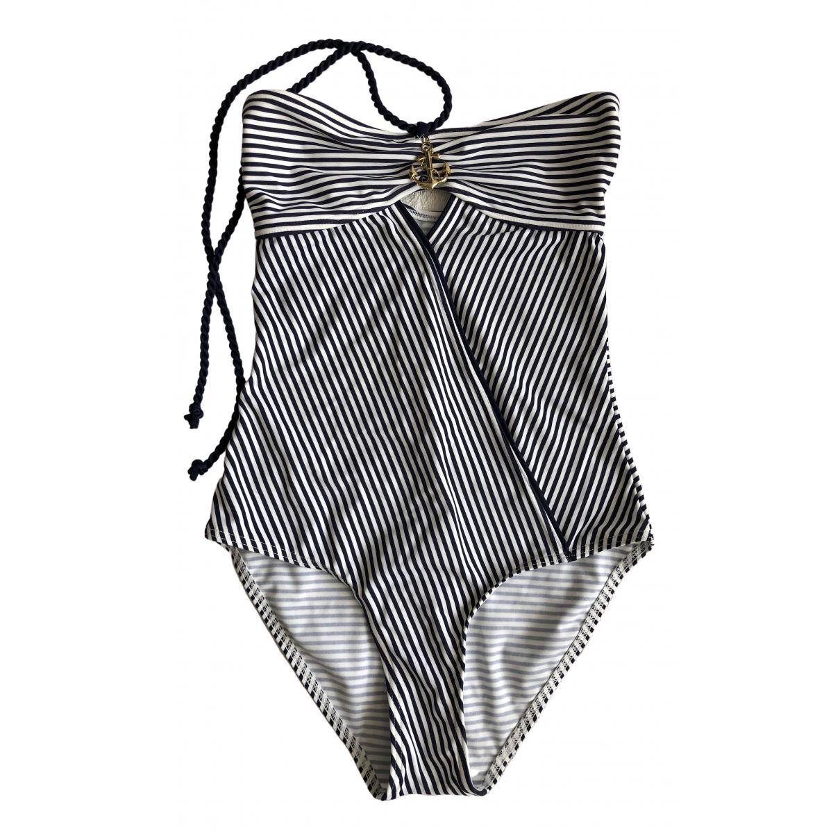 Non Signé / Unsigned \N Navy Swimwear for Women XS International