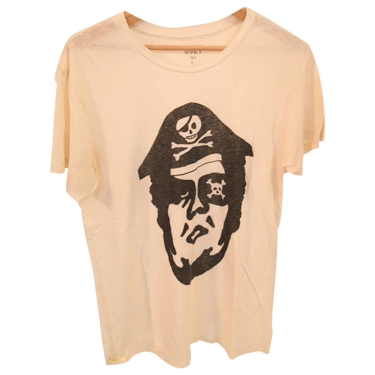 Obey \N T-Shirts in  Weiss Baumwolle