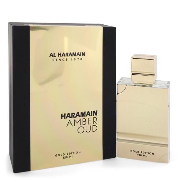 Al Haramain Amber Oud Gold Edition - Al Haramain Eau de Parfum Spray 60 ML