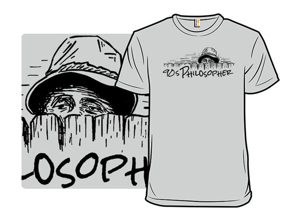 Philosopher King T Shirt