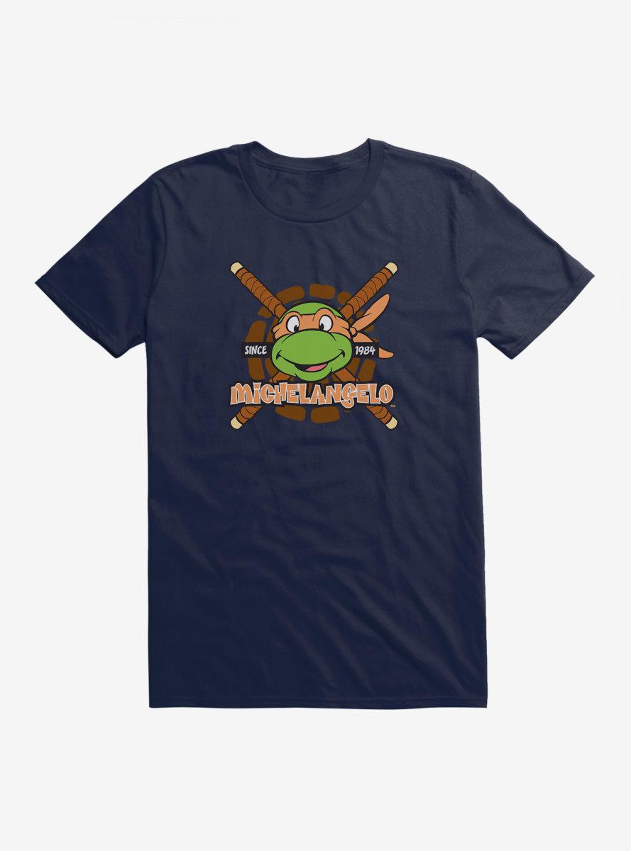 Teenage Mutant Ninja Turtles Michelangelo Smile T-Shirt