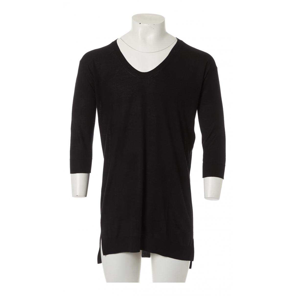 Louis Vuitton \N Black Cashmere dress for Women XS International