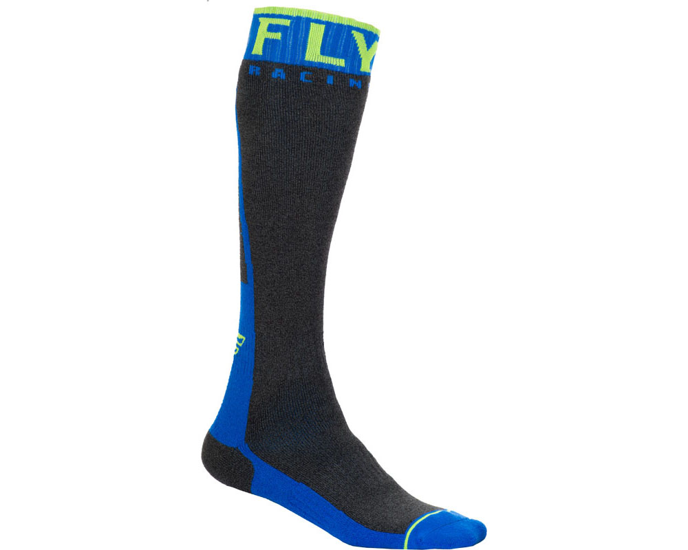 Fly Racing 350-0451S MX Pro Socks Thick
