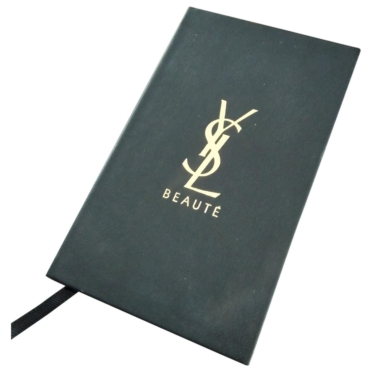 Yves Saint Laurent - Objets & Deco   pour lifestyle - noir