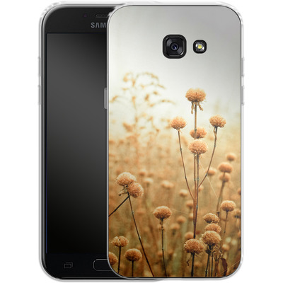 Samsung Galaxy A5 (2017) Silikon Handyhuelle - Daybreak In The Meadow von Joy StClaire