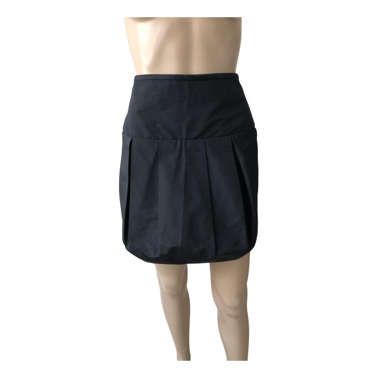 Mini falda de Seda Roberto Cavalli