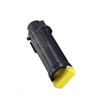 Dell 593-BBOZ 3P7C4 0CX53 Original Yellow Toner Cartridge High Yield