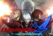 Devil May Cry 4 Special Edition RoW Steam CD Key