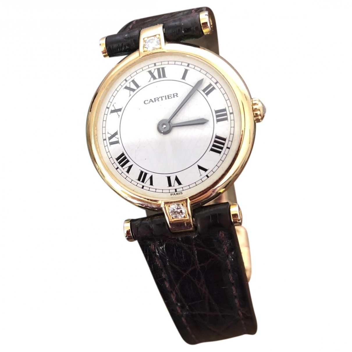 Reloj Must Vendome  de Bermellon Cartier
