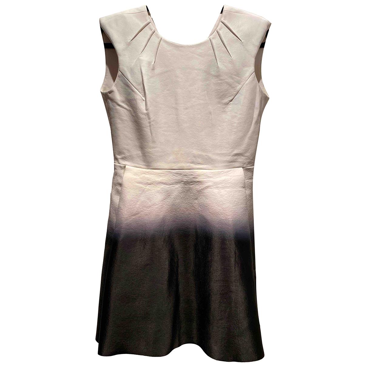 Maje N Multicolour Cotton - elasthane dress for Women 3 0-5