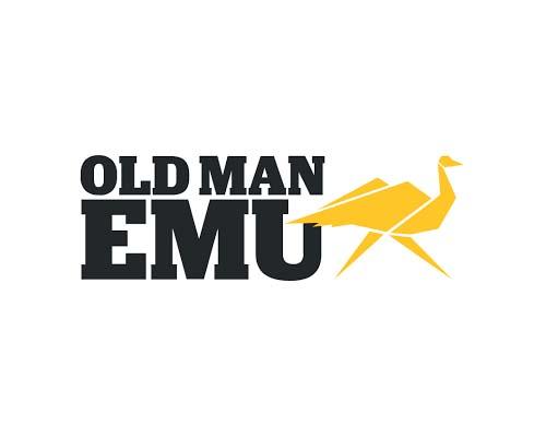 Old Man EMU P/HARD ROD 45mm EXT- Jeep Rear 1997-2006