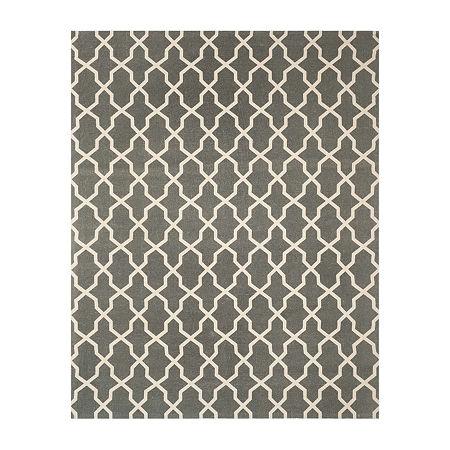 Safavieh Bozhidar Geometric Rectangular Area Rug, One Size , Gray
