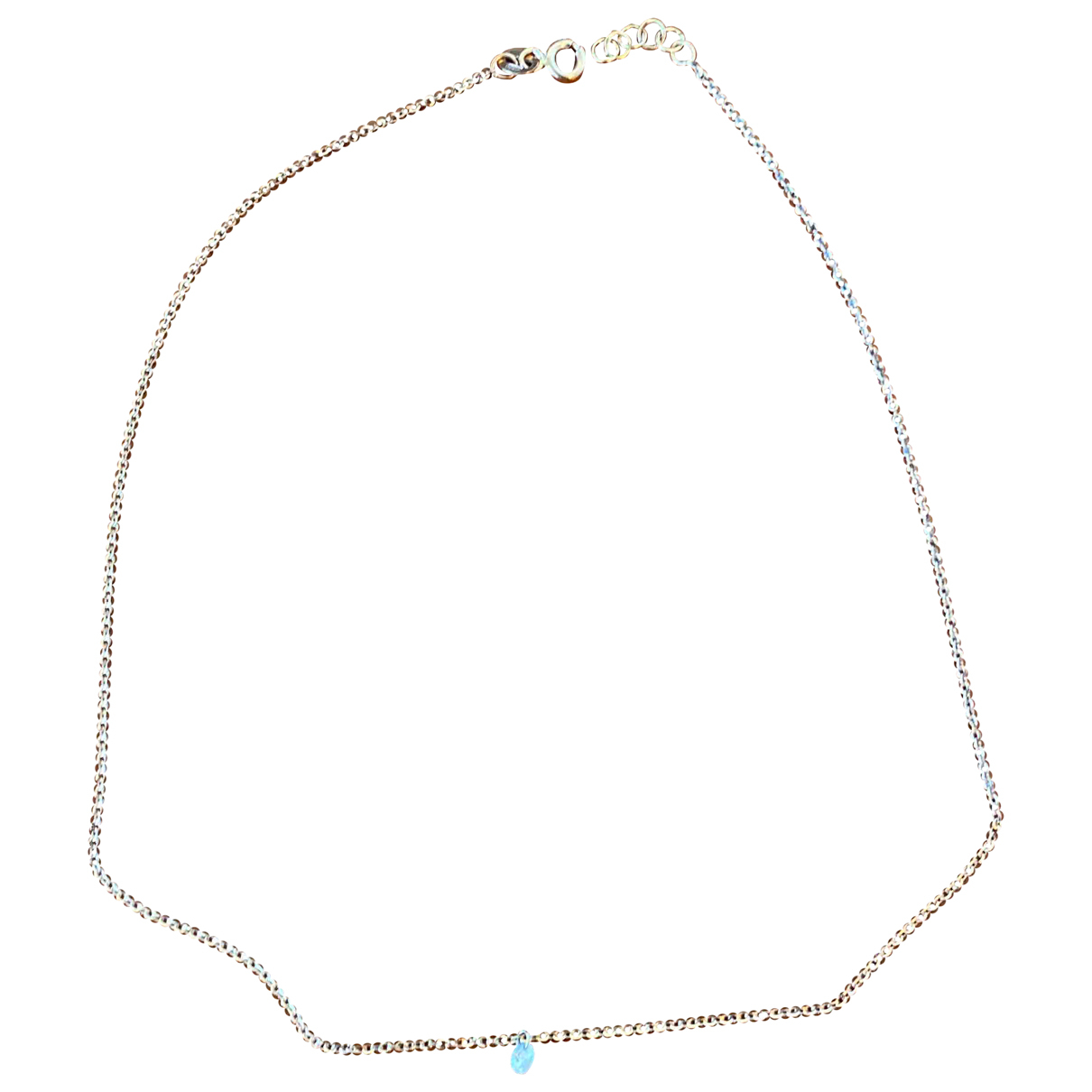 Autre Marque N Gold Pink gold necklace for Women N
