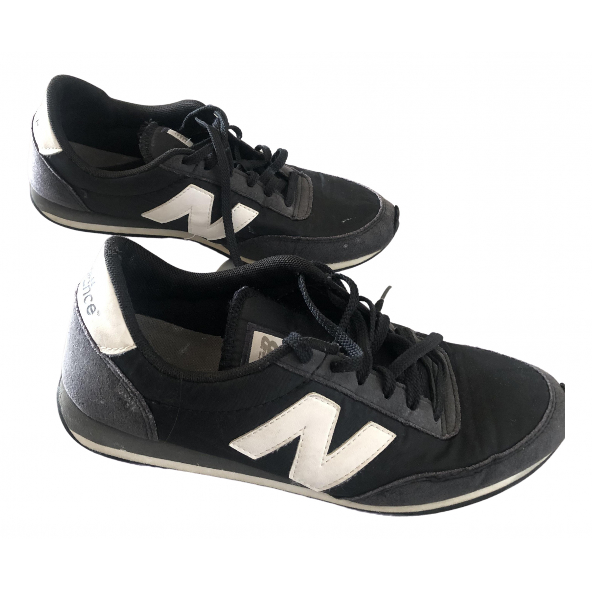 New Balance \N Sneakers in  Schwarz Polyester