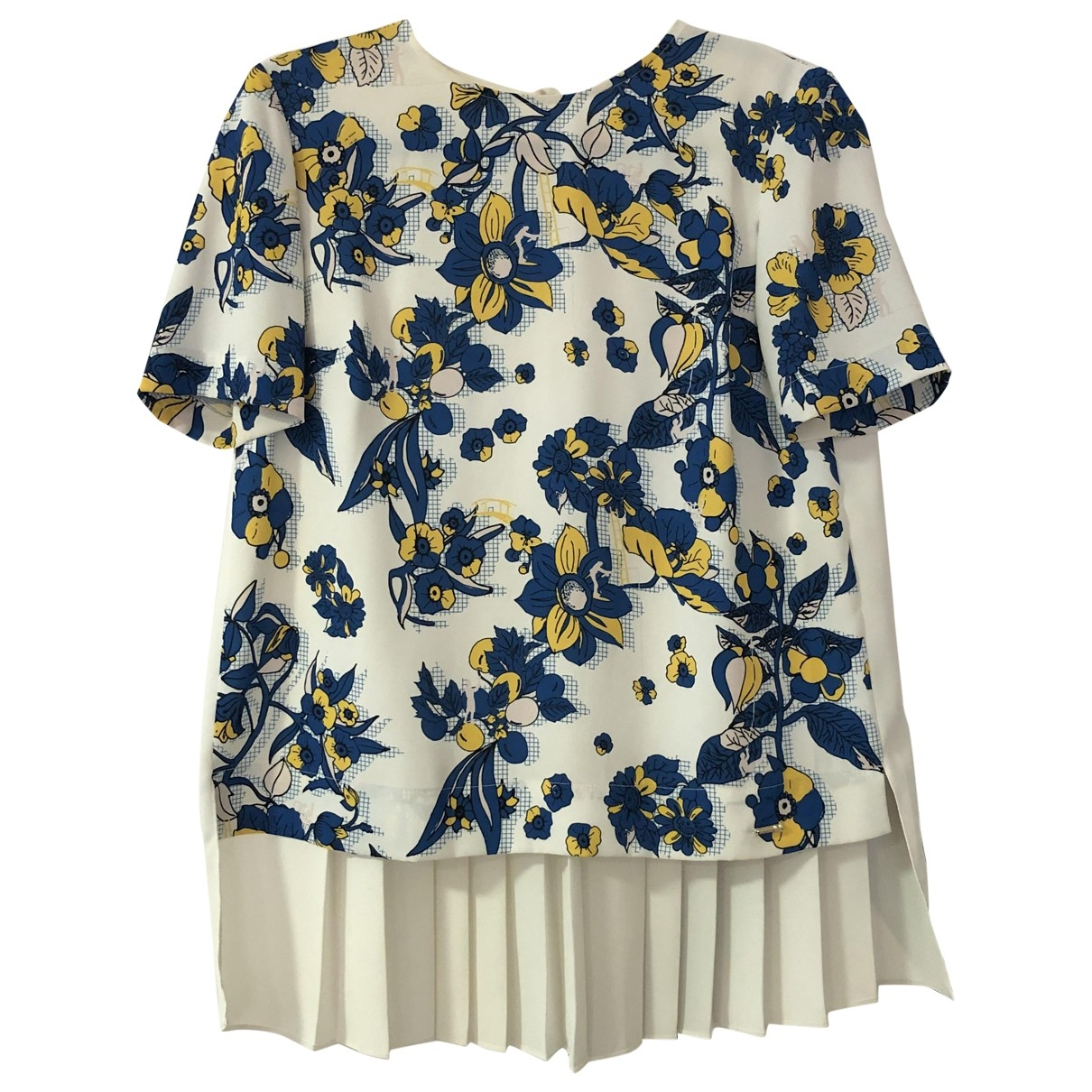 Ted Baker \N Top in  Weiss Polyester