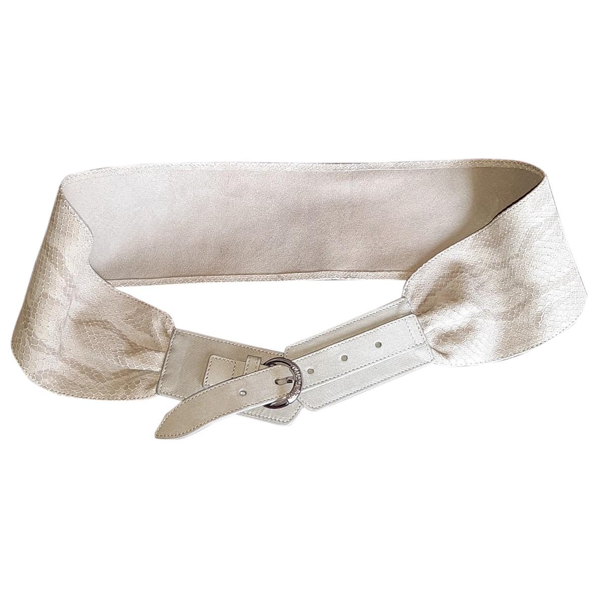 Cinturon de Cuero Patrizia Pepe