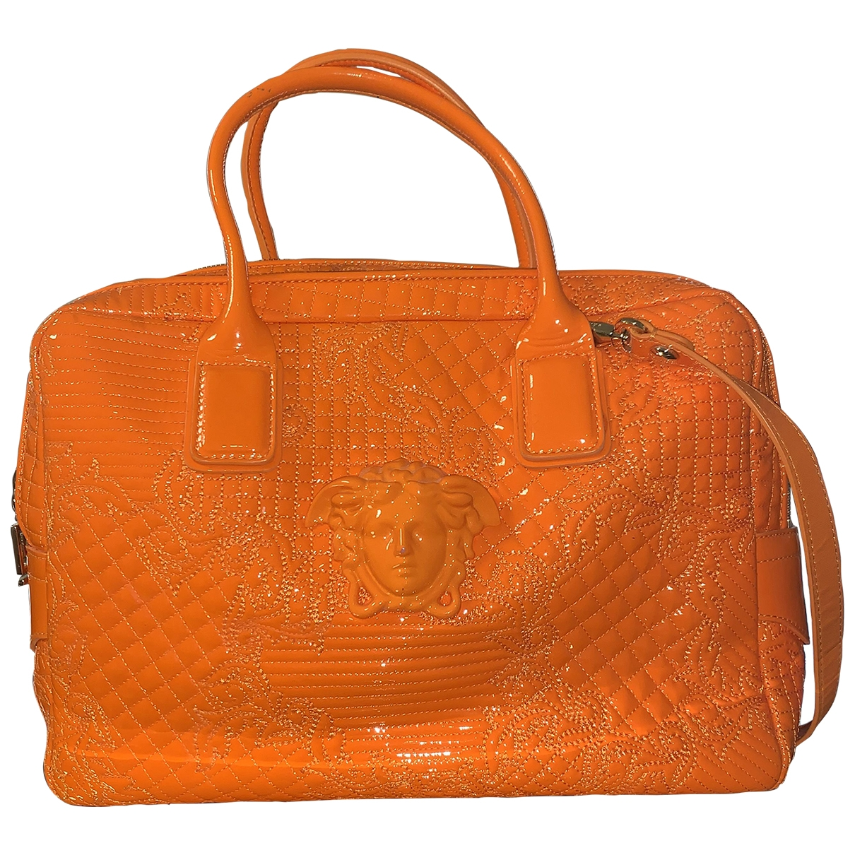 Bolso  de Charol Gianni Versace