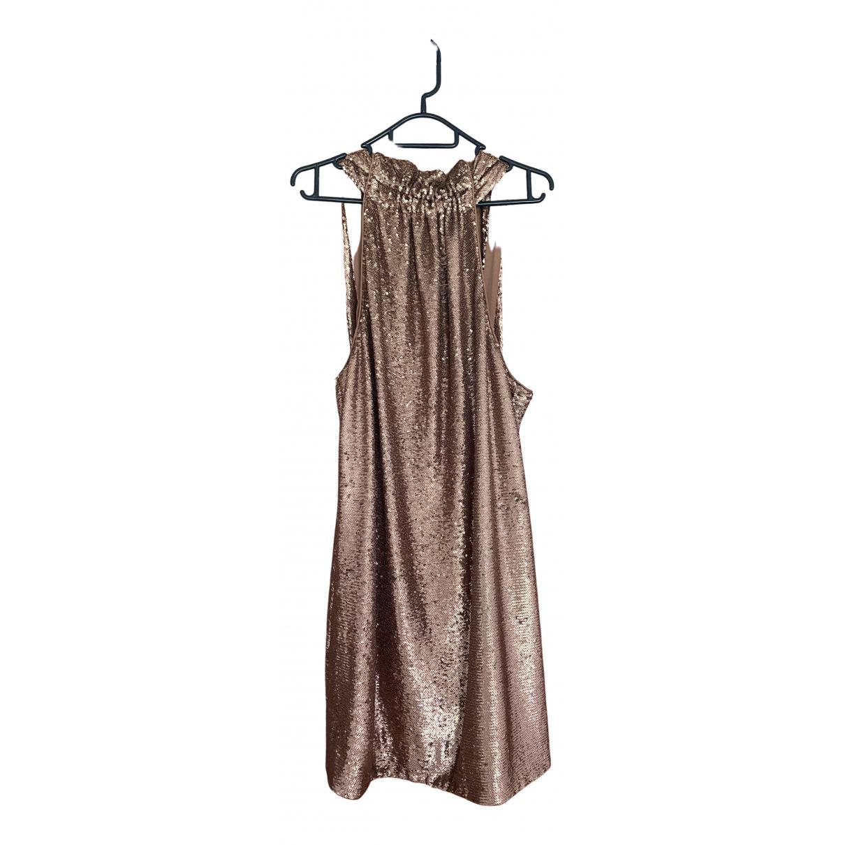 Mini vestido de Con lentejuelas C/meo