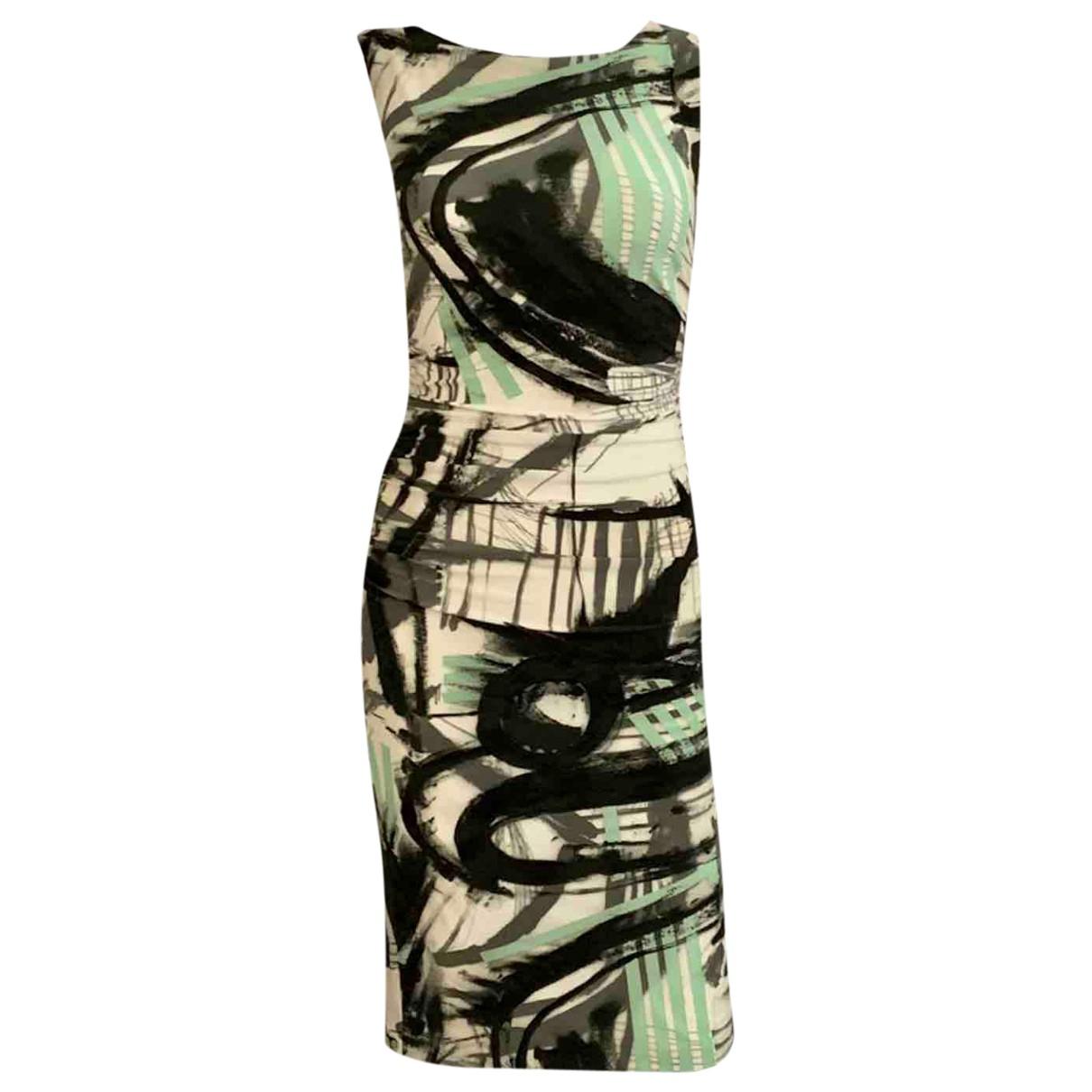 Norma Kamali \N Kleid in  Bunt Polyester