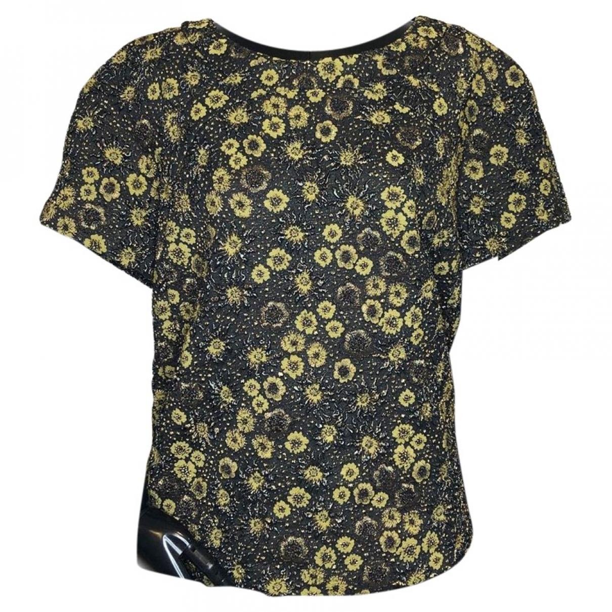 Rochas - Top   pour femme - jaune