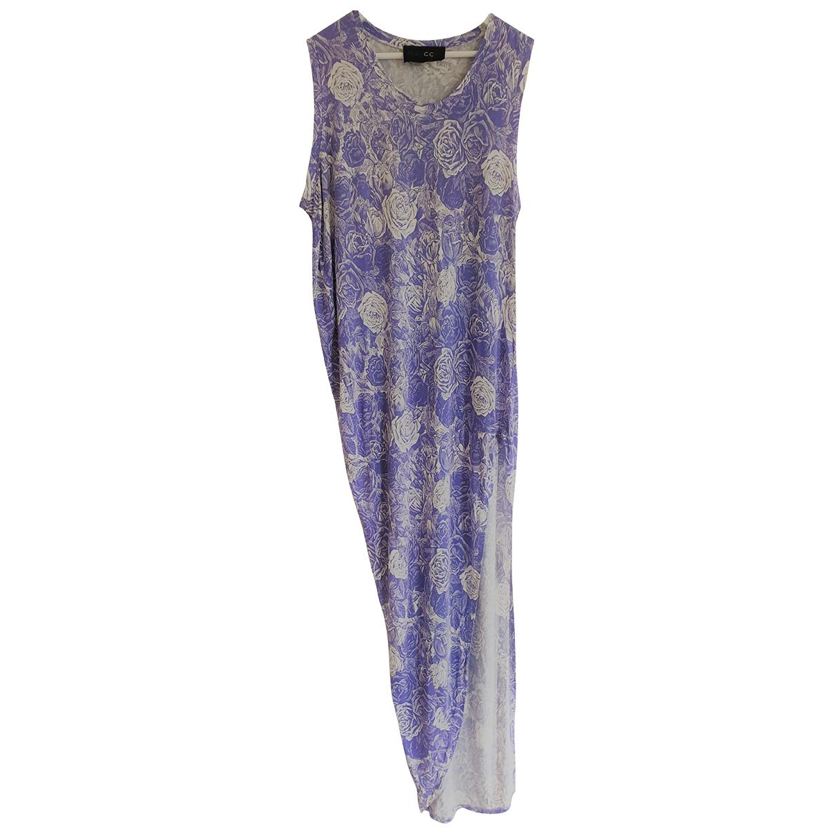 Thakoon \N Kleid in  Lila Viskose