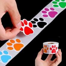 1roll Claw Pattern Tape Sticker