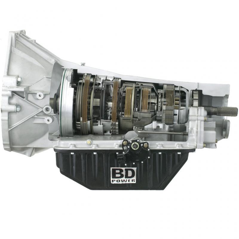 BD Diesel 1064462 Transmission - 2003-2004 Ford 5R110 2wd Ford 2003-2004 6.0L V8