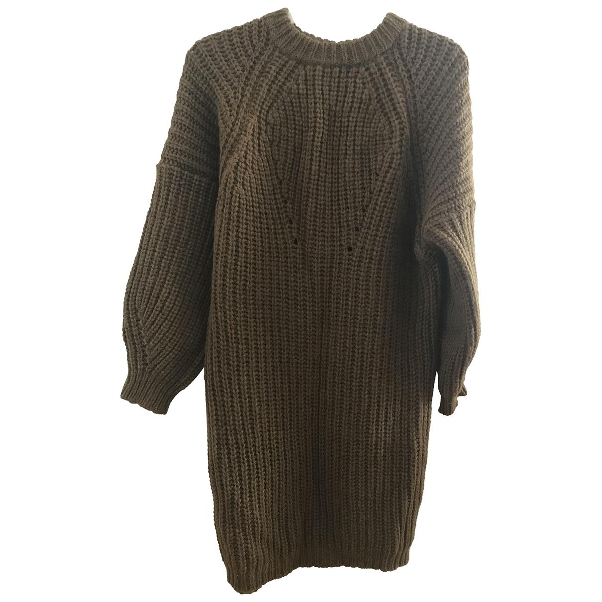 Isabel Marant Etoile \N Brown Wool Knitwear for Women 38 FR
