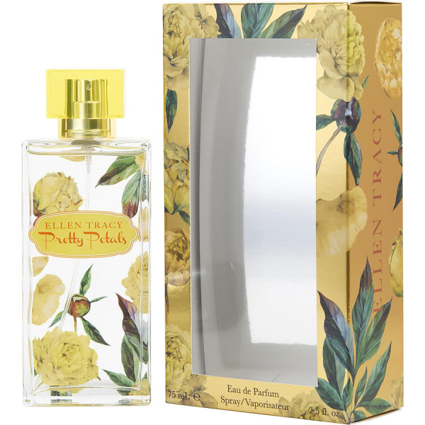 Pretty Petals Warm Embrace - Ellen Tracy Eau de Parfum Spray 75 ml