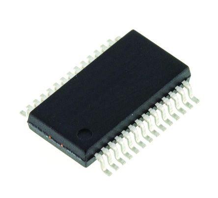 Texas Instruments SRC4193IDB, Sample Rate Converter, 24 bit- 212ksps, 28-Pin SSOP