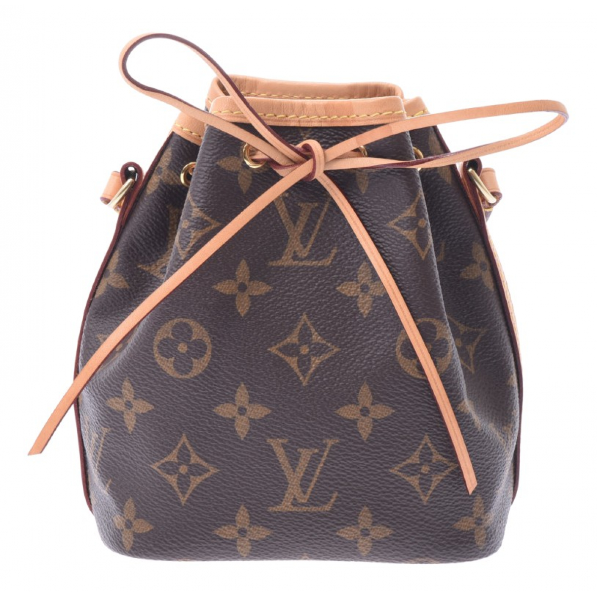 Louis Vuitton NéoNoé BB Brown Cloth handbag for Women N